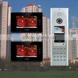2013 new TCP/IP video doorphone with home security system