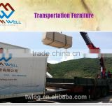 Logistics service for Office Furniture from China