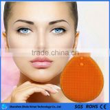 high quality female anti bacteria silicone facial cleansing brush manufacturers