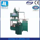 Y71 160 Ton Four Column Hydraulic Hot Press Machine For Melamine Ware Low Price High Quality