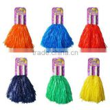 hot cheer sporting meeting decoration PE pom pom/cheerleading pom pom/cheering pom pom