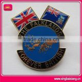high quality hard enamel badge,custom lapel pin badge maker