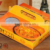 Cutom cheap new pizza box with various color and size for sale