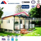 hot sale Econova quick assembled prefabricated house material can be customer made container home