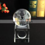 Customized animal 3d picture for crystal clock cube