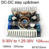 dc dc step up &down converter module regulator for battery solar panel constant current for high power LED lamp