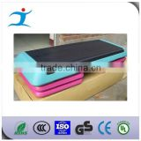 Gym Fitness plastic Aerobic step with high quality