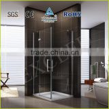 Frameless hinge shower cabin/enclosure/room EX-403                                                                         Quality Choice