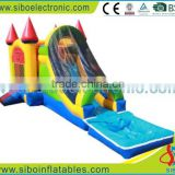 GMIF5203 park Giant Splash Inflatable Water Slide outdoor Inflatable Slide