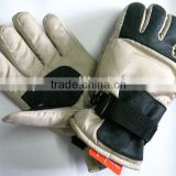 Quality assurance,15 years factory,OEM leather ski gloves,yellow ski gloves,snowboard ski gloves all colors
