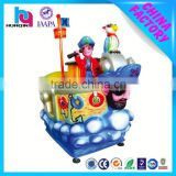 Lovely fibreglass coin operated kiddie rides made in China