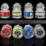 Underwater LED Fishing Flash Light Lure Alarm Bait Diamond Squid