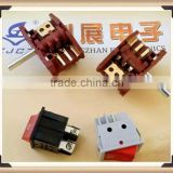 chzjcz/mini Mixer rotary switch round switches on off,mini switches Mixer rotary switch momentarycam selector switch
