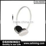 Cheap Wired Communication and Headband Style Headset with mic for mobile phone,computer,mp3,mp4