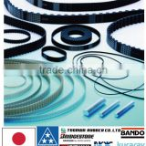 Easy Installation and Reliable aluminum v belt pulley timing belt for industrial applications