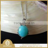 Amazonite 925 Sterling Silver Pear Charms Bezel Finding pendant precious jewelry