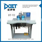 DT-Y2 2016NEW DOIT High speed easy operation LCD double disc rhinestone hotfix industrial machine