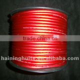 8 GAUGE WIRE PER FT AWG CABLE RED SUPER FLEXIBLE PRIMARY STRANDED POWER GROUND