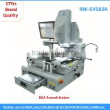 Automatic pcb soldering machine with ccd optical camera for IC chip Samsung