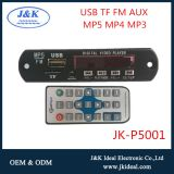 Audio video usb aux fm tuner MP3 MP5 decoder module board