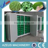 Automatic hydroponic barley fodder breeding system for animal,livestock,cattle,sheep