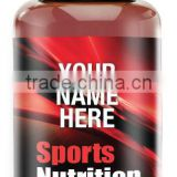 SPORT NUTRITION - Capsules - NITRIC OXIDE - WHITE LABEL SUPPLEMENTS