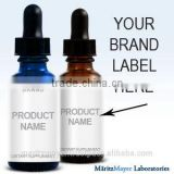Made in USA PRIVATE LABEL VITAMIN C SERUM with Hyaluronic Acid