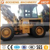 used CE & EPA certificated XCMG WZ30-25 90HP 1.0CBM 1.0ton the W type with attachments mini tractor front loader