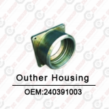 Putzmeister Outer Housing OEM:24391003 For Putzmeister Concrete Pump Spare Parts