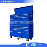 Movable tool cabinet metal cabinet type and stainless steel good quality trolley tool box