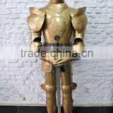 Medieval Suit of Armour, Jousting Knight Suit of Armor, Full Body Wearable Costume Armor, Halloween