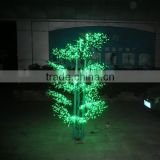 Outdoor waterproof plastic Christmas led wholesale artificial bamboo trees