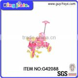 Excellent high quailty useful best selling children tricycle with trailer