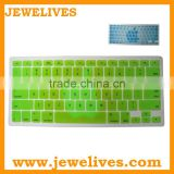 Various colors for mac silicone keyboard cover