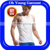 factory price sports jersey new model mens tank top custom soft white cotton shirt men underwear gym wear mens tank top bulk