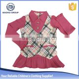children's clothing factory girl models t-shirts clothing overseas long sleeve lot of clothing new