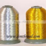 JB type metallic embroidery yarn of high quality