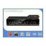 Sharp Seperate Tuner DVB S2 MPEG4 Satellite Receiver HD Support BISS , Patch ,  Dongle