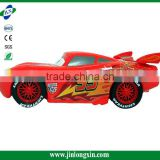 Red plastic speed sport car toy