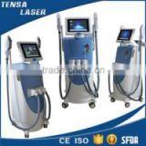 4000w ipl laser multifunction ipl shr opt elight nd yag laser machine with low price