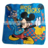 Inquiry about wholesale magic compressed towel mickey mouse cotton towel
