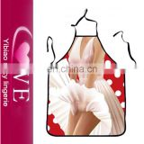 kitchen cooking pattern print apron picture of women apron