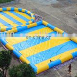 Giant inflated high quality toys inflatable hamster ball pool swimming pool with pump