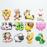 Twelve animals of the Chinese Zodiac rubber magnet Refrigerator magnet,Wholesale twelve Chinese zodiac signs rubber fridge magne