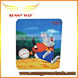 Stylish design of cartoons silicone mouse pads for custom