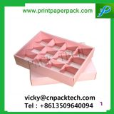 Custom Printed Exquisite Handmade Paper Gift Confectionery Box for Candy/Chocolate / Cake