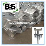 Helical Slab Brackets - Foundation Technology