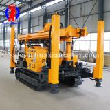 huaxiamaster supply  soil layer and bed rock water well drilling machine/full hydraulic air drilling rig JDL-400  good quality