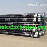 Oil Gas Sewage Transport seamless black steel pipe