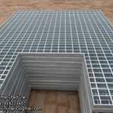 Best selling road drainage steel grating and deck grate